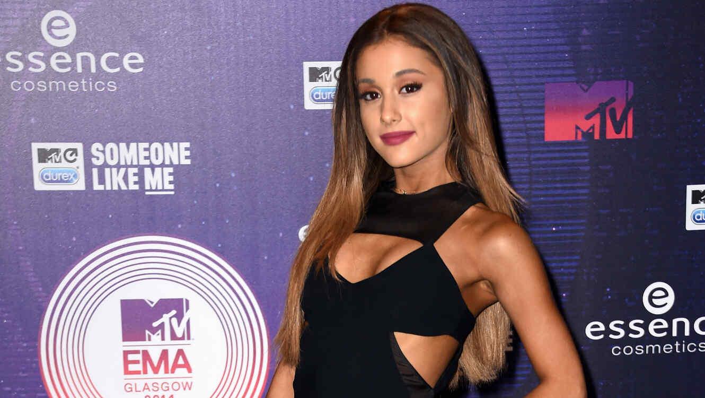 Ariana Grande en los MTV EMA's 2014