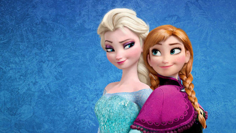 """Elsa y Anna regresan al cine en un cortometraje de la película """"Frozen"""""""