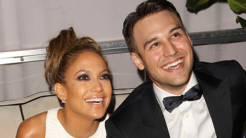 Jennifer Lopez y Ryan Guzman