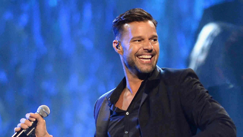 "Ricky Martin en la gala  Keep Memory Alive ""Power of Love Gala"""