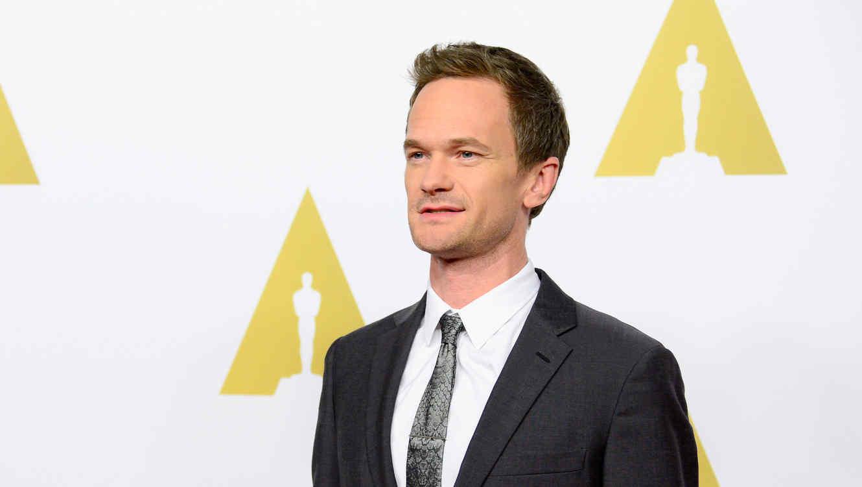 Neil Patrick Harris será el anfitrión de los Oscars 2015.