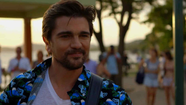 Juanes en el programa del especial de Victoria's Secret
