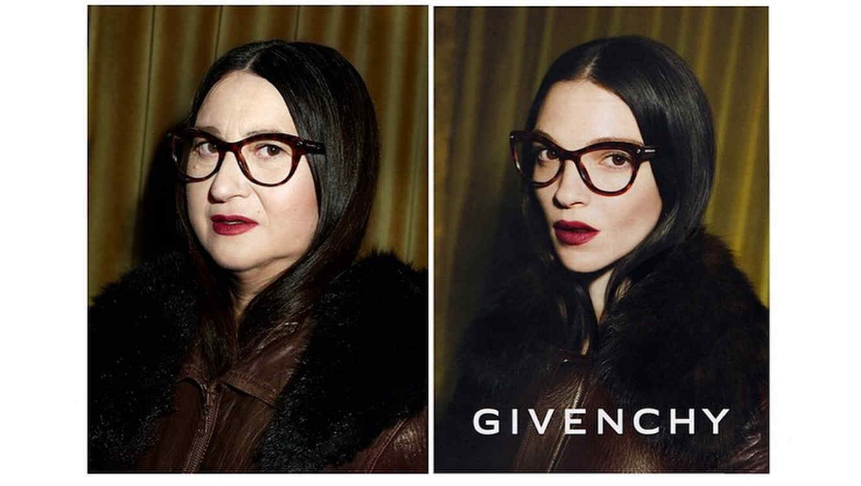 Fotógrafa, Nathalie Croquet, publica parodia de anuncios de moda de Givenchy