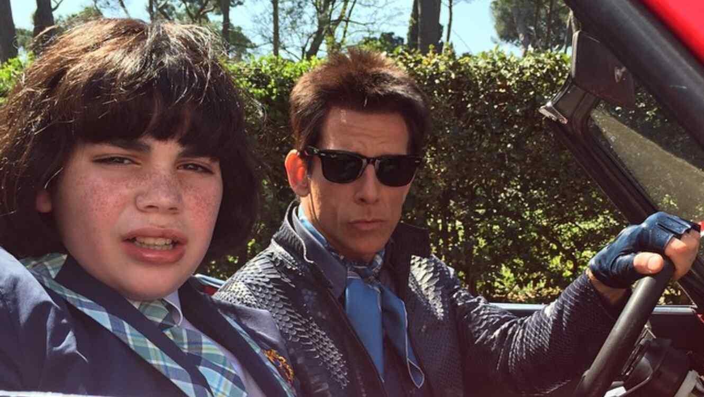 Conoce al hijo de Derek Zoolander.