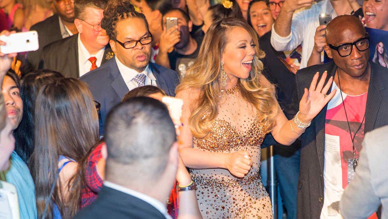 Mariah Carey en Caesars' Palace