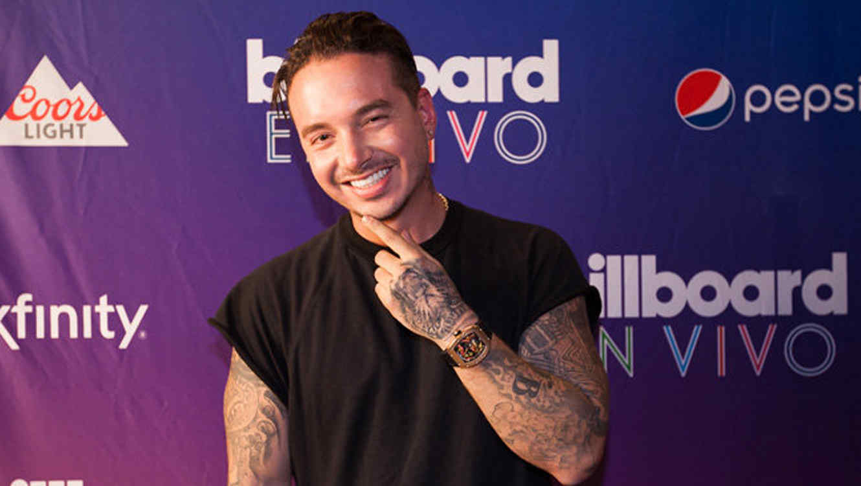 J Balvin en Billboard en Vivo - Miami