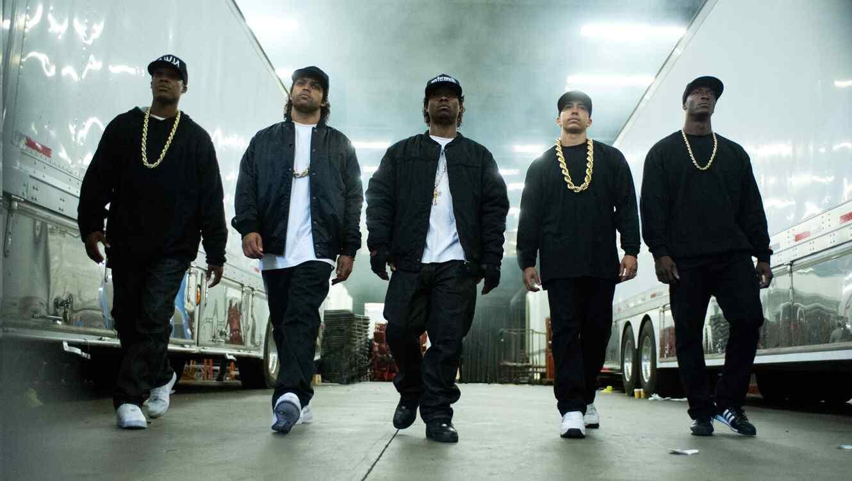 """Foto de la película """"Straight Outta Compton"""""""