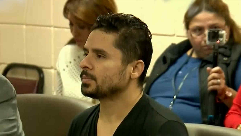 Larry Hernández en corte