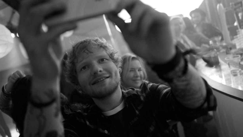 """Ed Sheeran hará un cameo en la película """"Bridget Jones's Baby"""""""