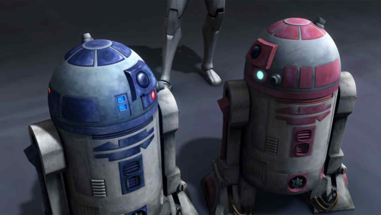 R2-KT el robot de Star Wars