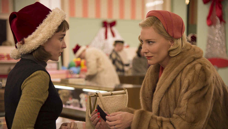 Rooney Mara y Cate Blanchett