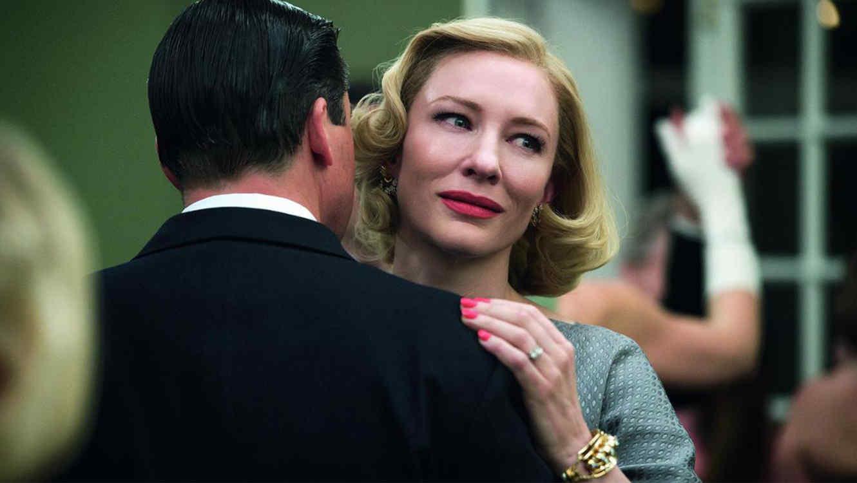 "Cate Blanchett en la película ""Carol""."