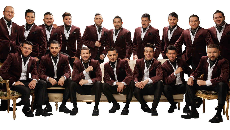 Foto Promocional de Banda el Recodo