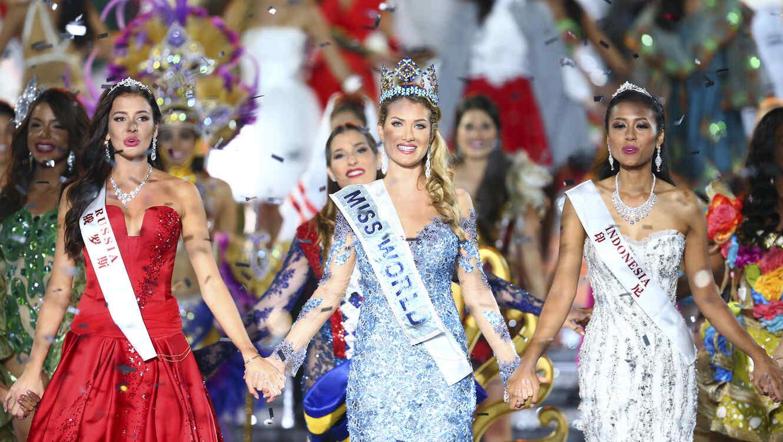 Mireia Lalaguna Royo, Miss España gana Miss Mundo 2015
