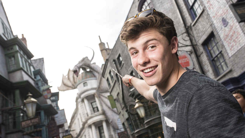 Shawn Mendes, Universal Orlando