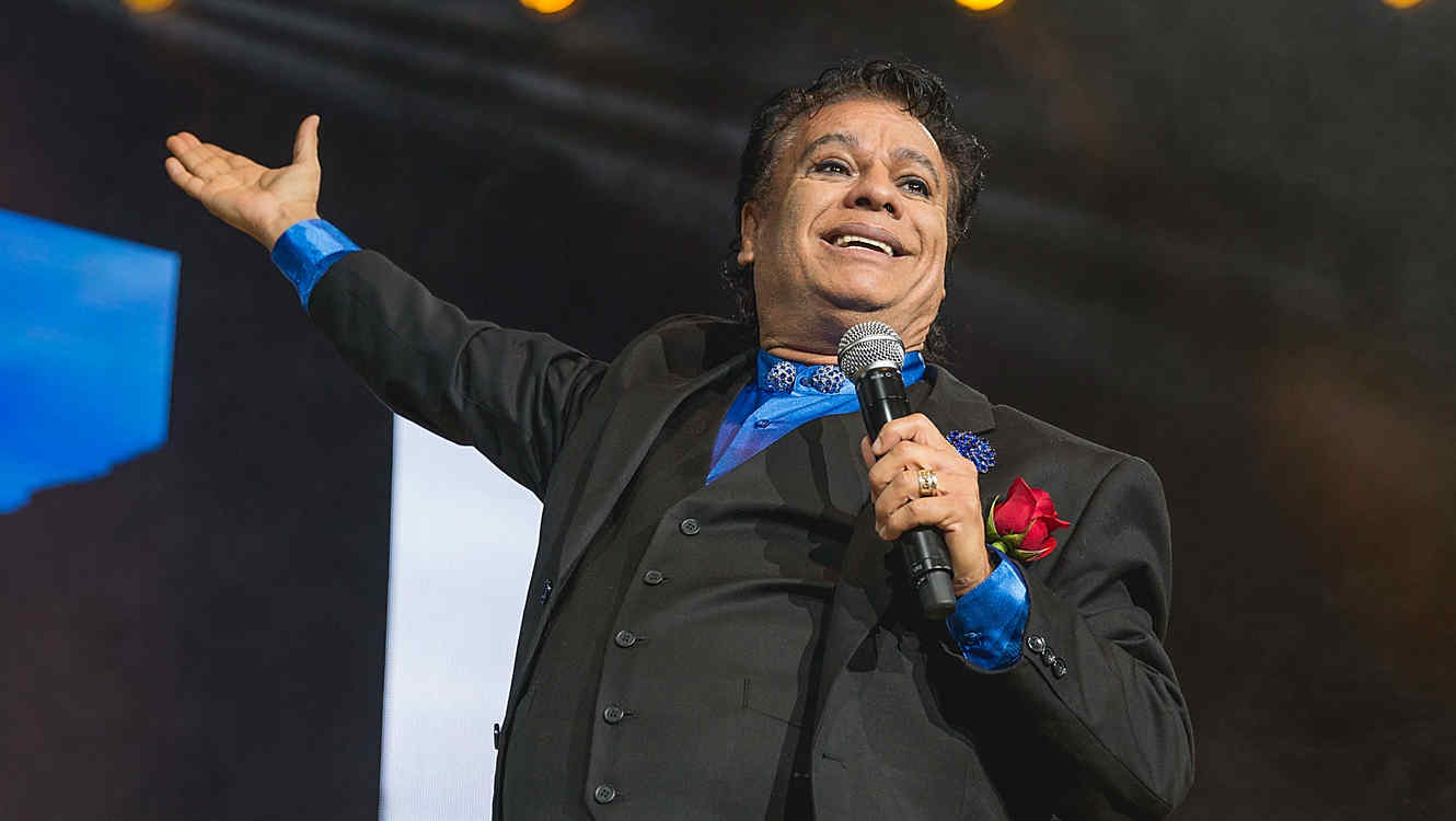 Juan Gabriel Performs At The AT&T Center