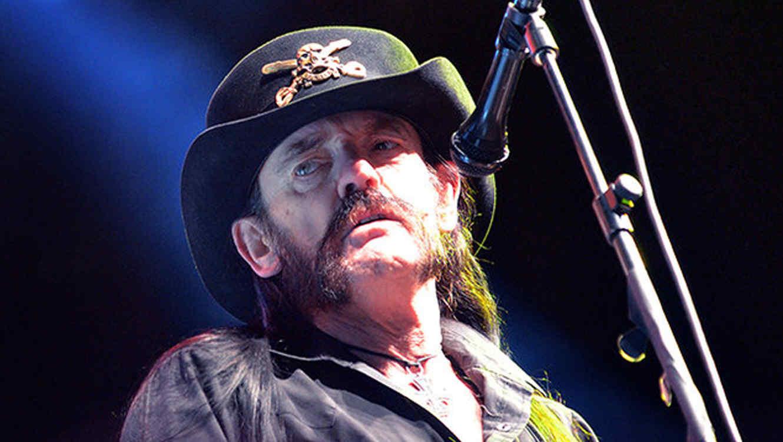 Lemmy Kilmister en el Exit Fest 2015