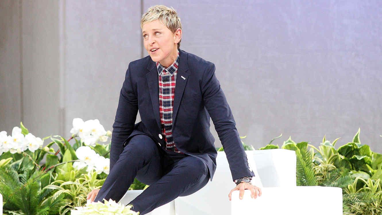 """""""The Ellen Degeneres Show"""" Season 13 bi-coastal premiere"""