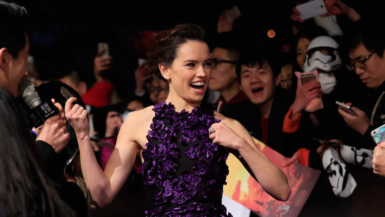 Daisy Ridley - Star Wars Shanghai Fan Event