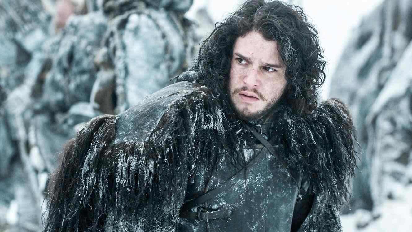 Jon Snow en Game of Thrones