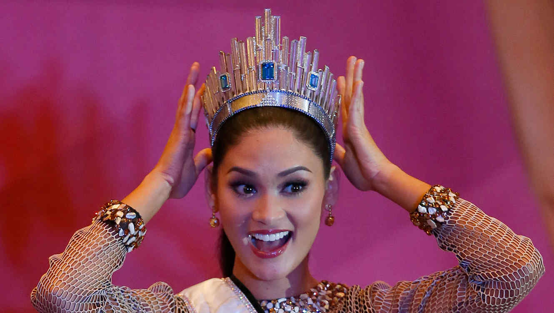 Pia Alonzo, Miss Universo 2016