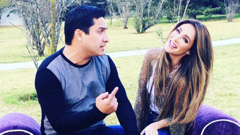 Anahí y Julión Álvarez