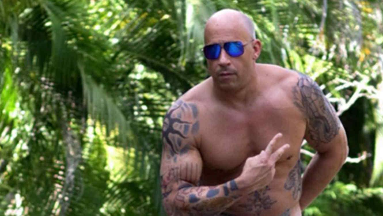 Vin Diesel en la republica dominicana