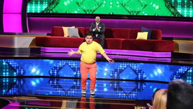 Guillermo niño bailarín