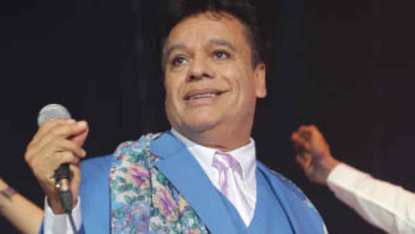 Juan Gabriel Volver 2014 Tour -Opening Night