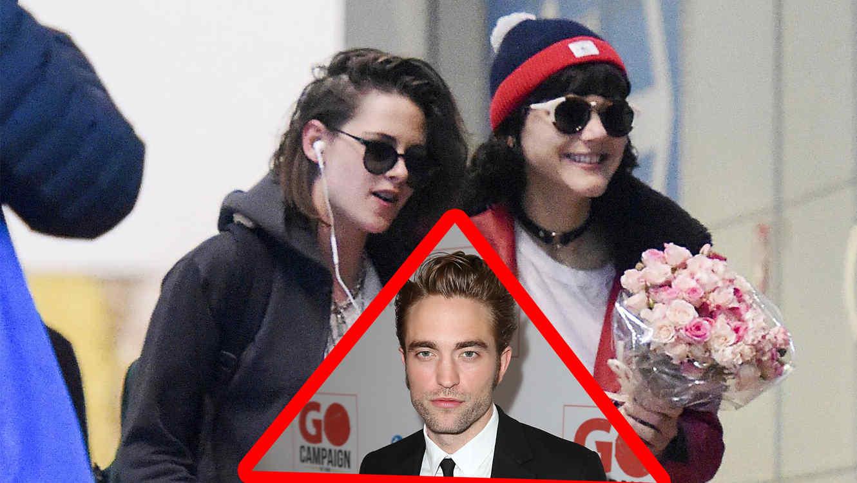 SoKo, la nueva novia de Kristen Stewart, dice que también salió con Robert Pattinson