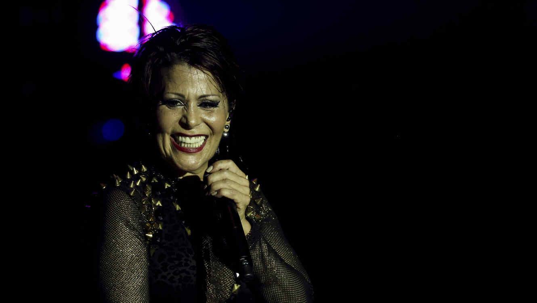 Alejandra Guzman en concierto en Texas