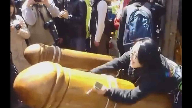 Festival del pene en japón