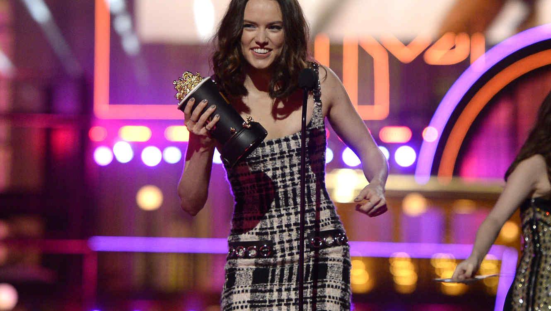 Daisy Ridley - MTV Movie Awards 2016