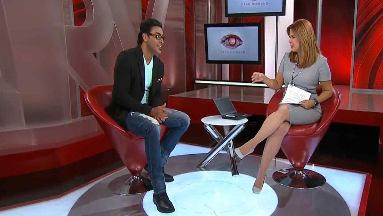 María Celeste entrevista al ganador de Gran Hermano, Pedro Orta