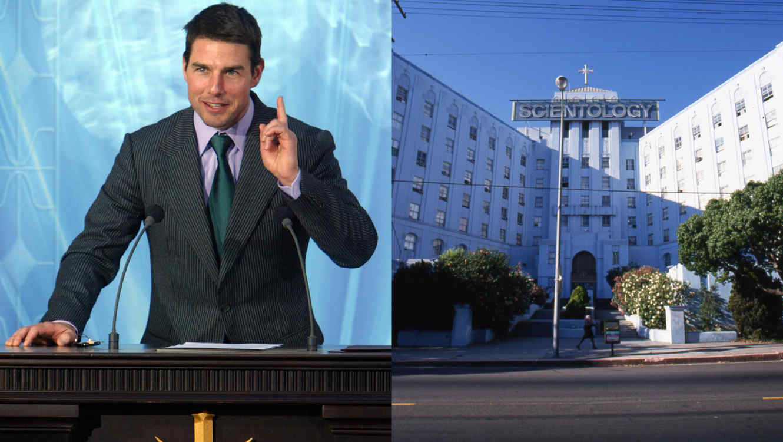 Tom Cruise y la iglesia de Cienciología reciben amenaza terrorista ...