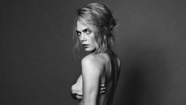 Camila Sodi Tetas cara delevingne al desnudo!: la actriz cont� su pasado