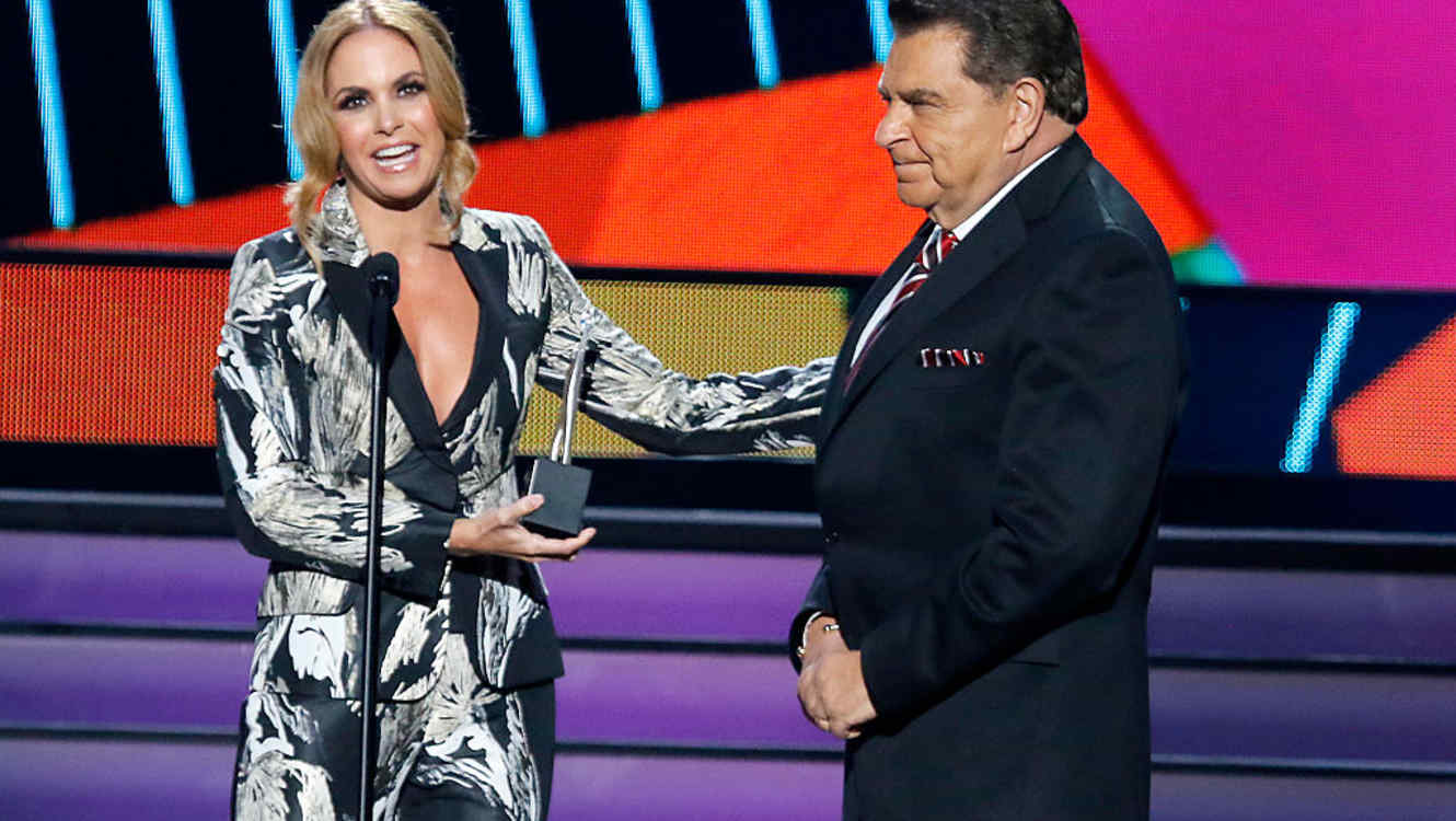 Lucero y Don Francisco