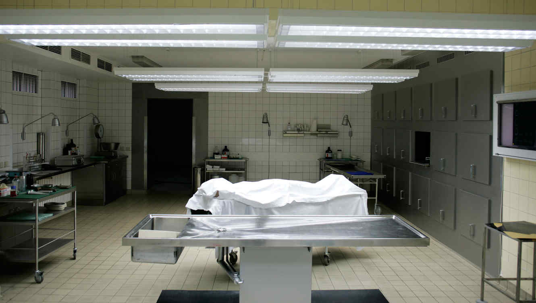 La noche en la morgue 1
