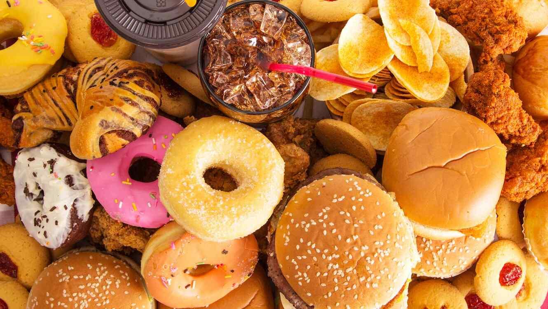 La comida chatarra podr a afectar a nuestra cuerpo tal - Fotos de comodas ...