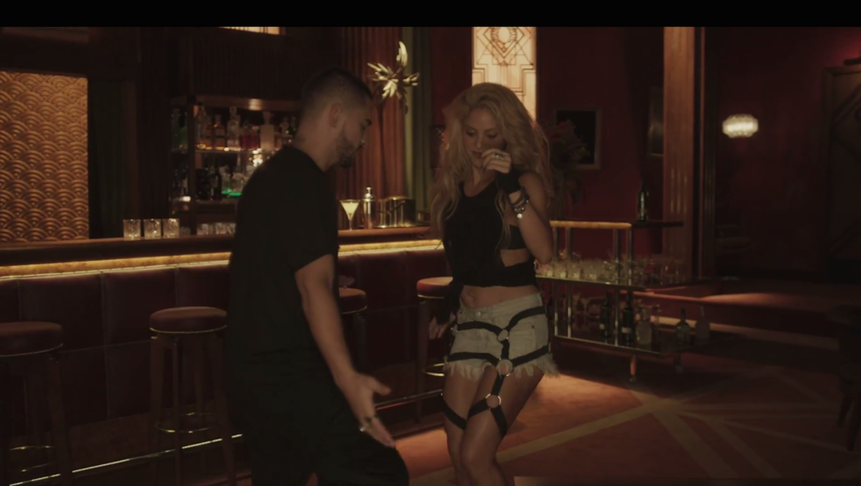 Shakira Chantaje