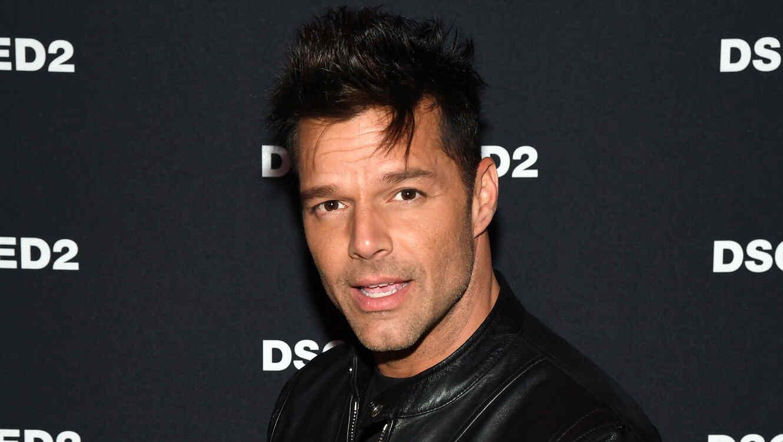 Ricky Martin parodia a Tom Cruise