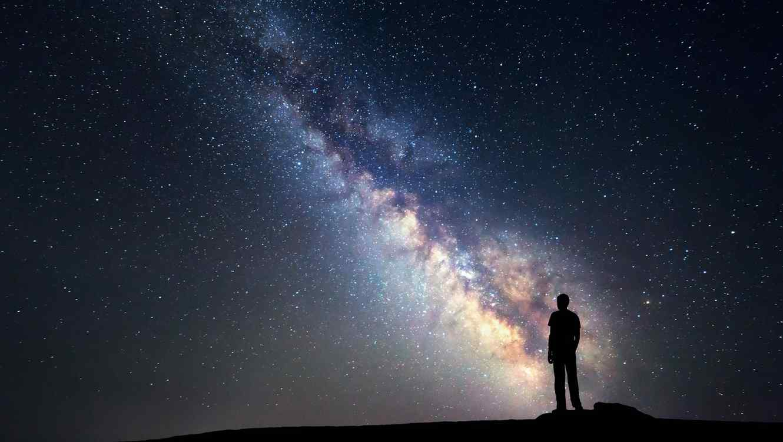 Mirando el cielo por segunda vez