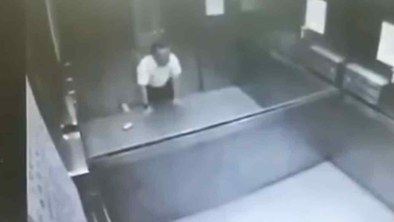 Médico falleció desangrado luego de ser partido en dos por un ascensor