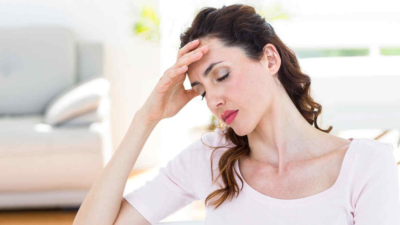 Que y empieza sintomas menopausia edad la a
