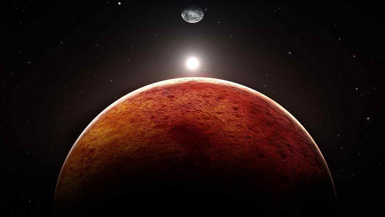 Resultado de imagen para planeta marte nasa