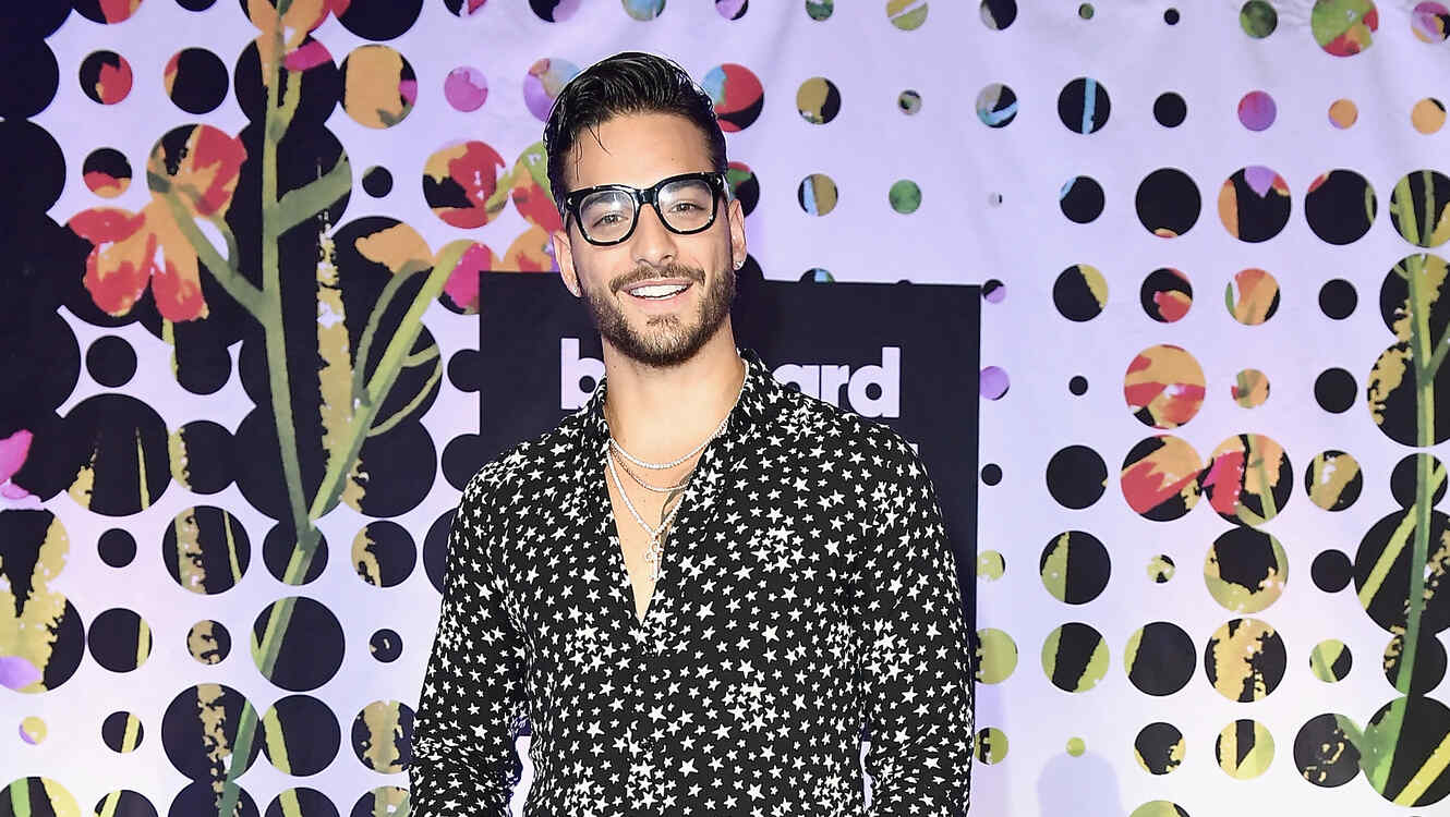 Maluma Billboard Latin Conference 2017 - Day 1
