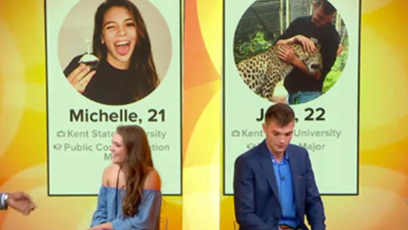 couple meets for the first time after dating Tinder couple waited 3 years to meet in person after connecting on dating app  went viral meets for 1st time on  for the first time.