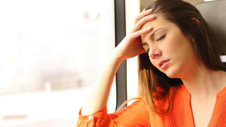 Puede haber mareos en la menopausia