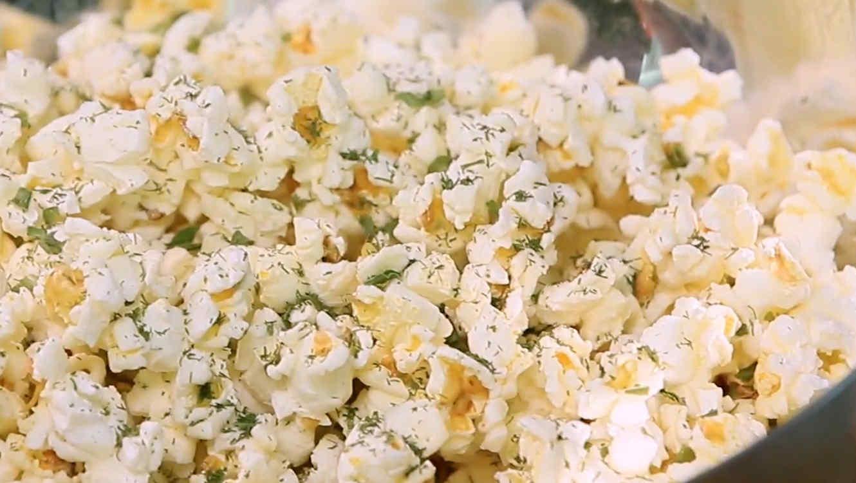 Palomitas de maíz con cebollín: prueba esta receta saludable y ...