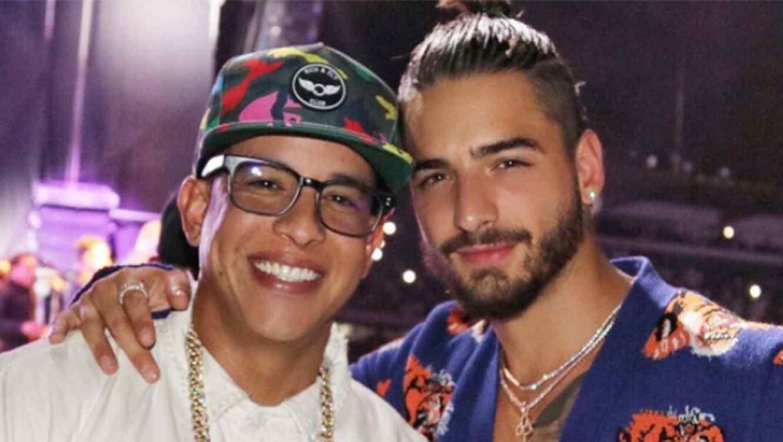 Maluma Y Daddy Yankee